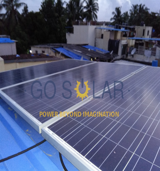 SOLAR ON GRID POWER PLANTS